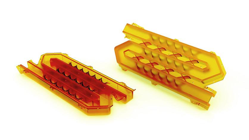 Fast Radius: Heat Exchanger