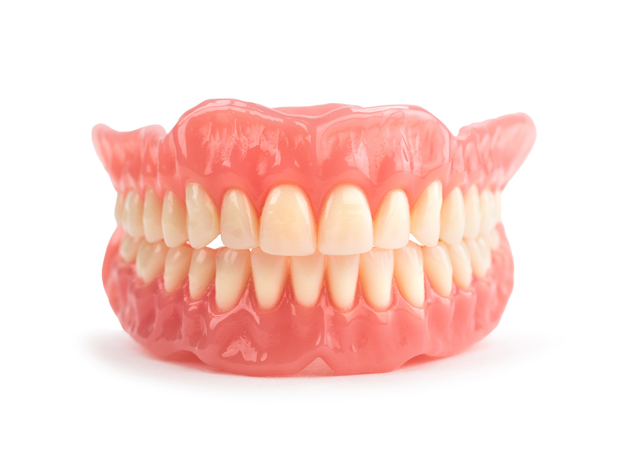 Lucitone Denture Sample