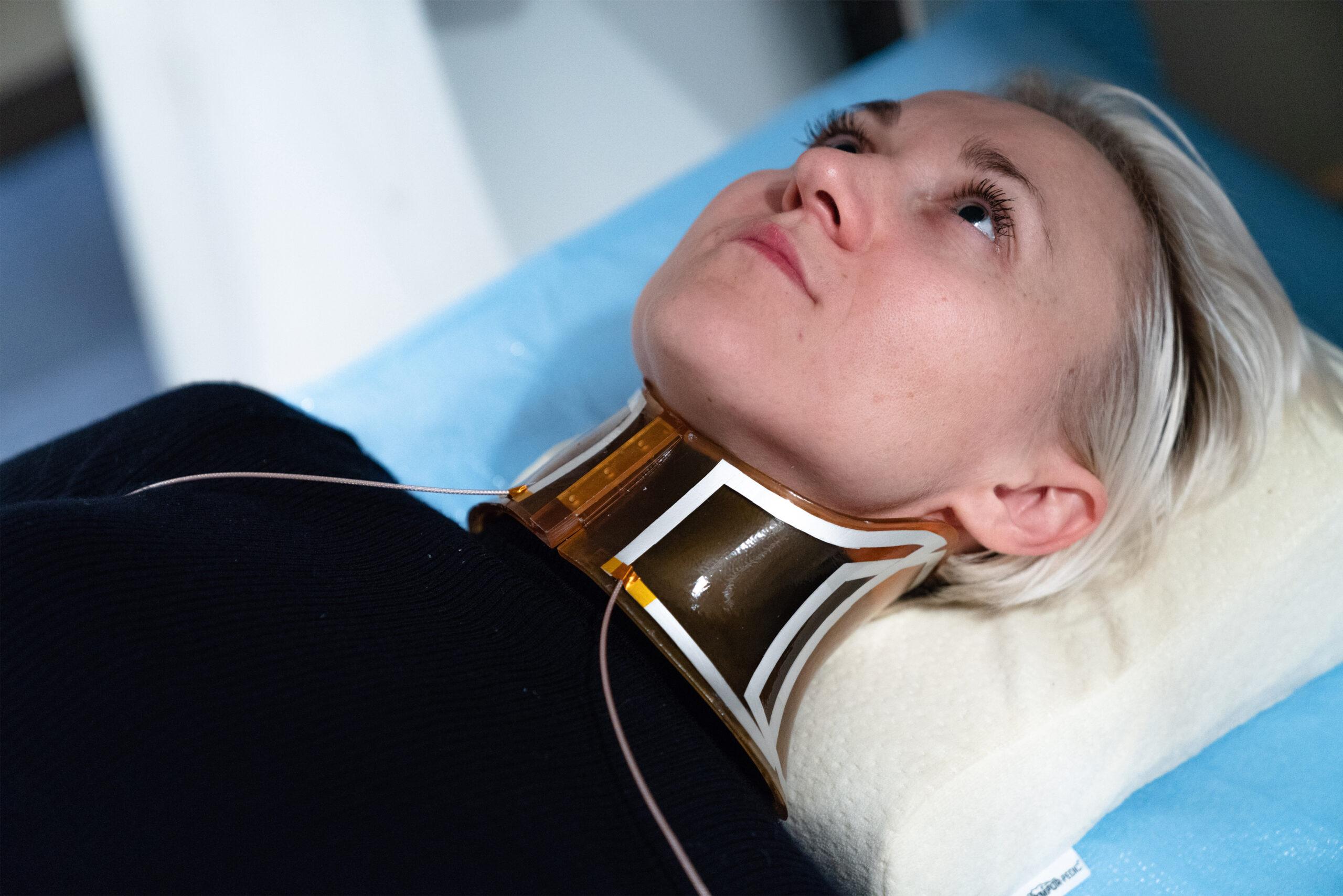 UC Berkeley: Customized MRI Neck Coil