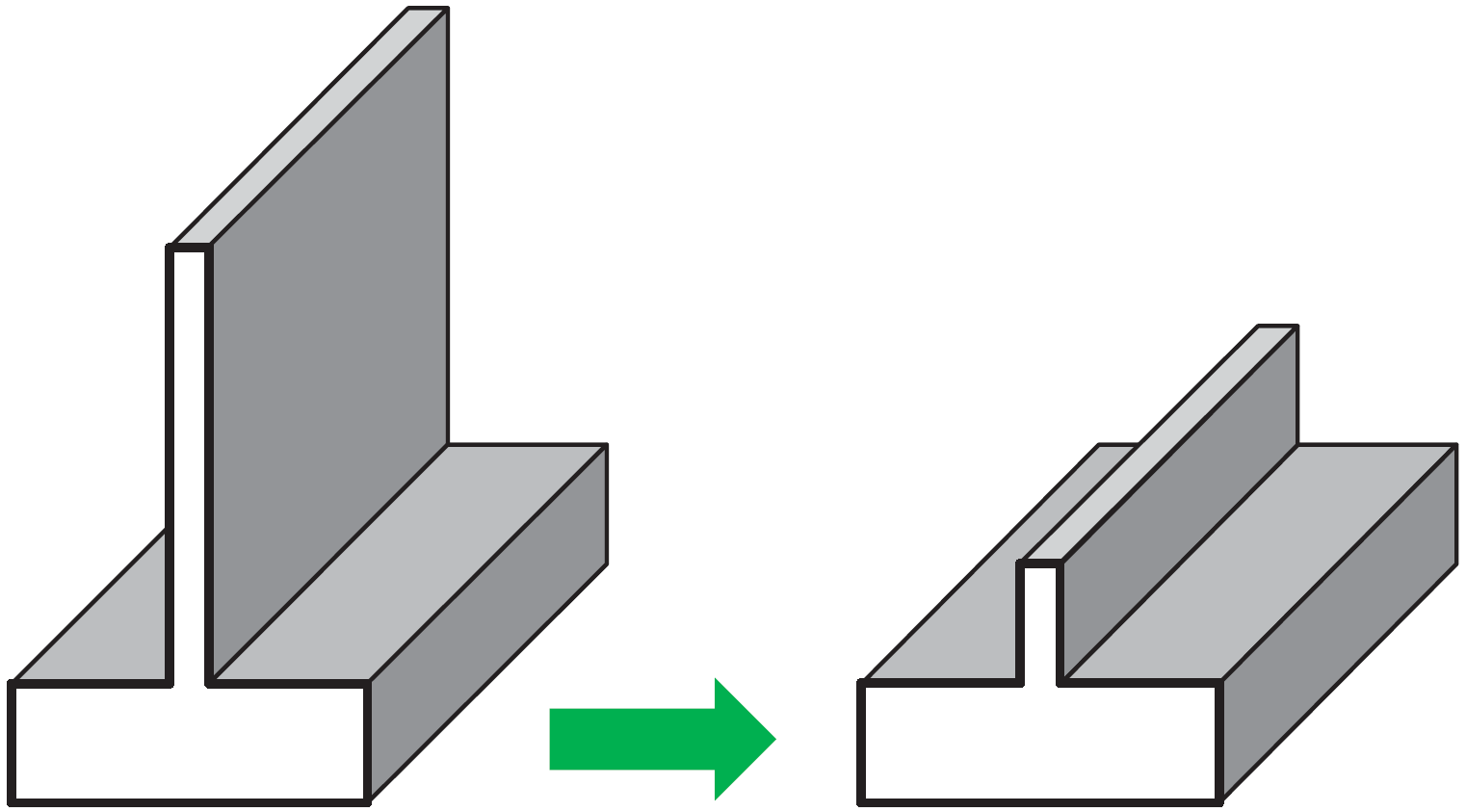 Minimum wall thickness for 3D printing